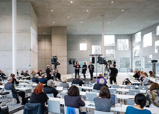 Internationaler Kongress zum Abschluss des Projektjahres Grüne Hauptstadt Europas-Essen 2017
