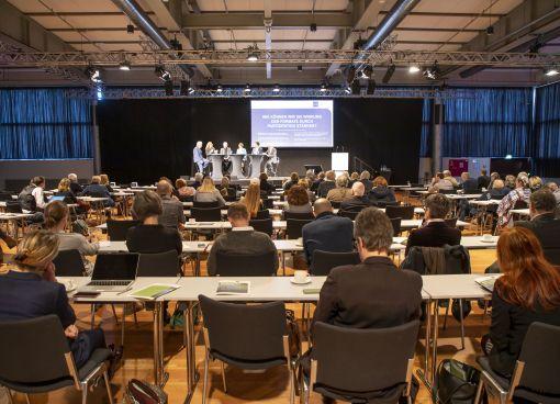 Melden Sie sich an zum Kongress Europäische Zukunftsformate